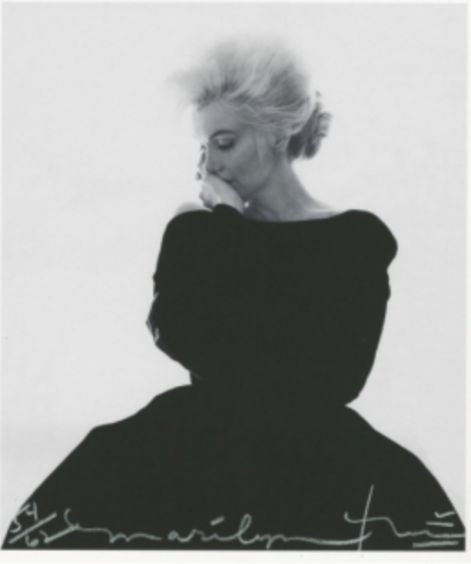 Marilyn: Dior Dress (from The Last Sitting, commissioned by Vogue Magazine), 1962/2010