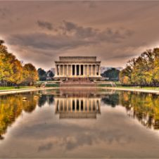 HDR Lincoln Memorial
