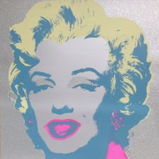 Diamond Dust Marilyn Monroe