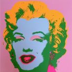 Marilyn Collection a Set of 10 in different colours