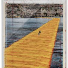The Floating Piers (Project for Lake Iseo, Italy) Sulzano, 2017