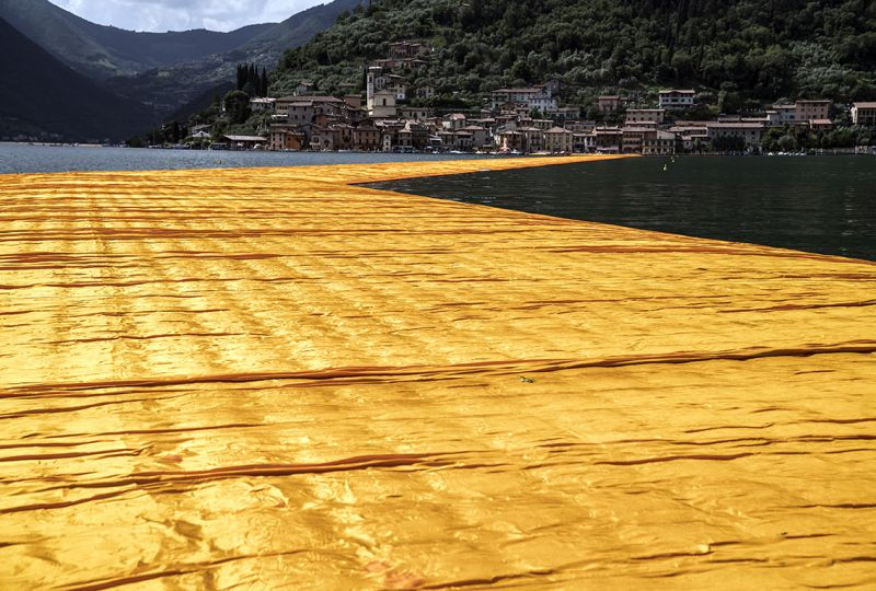 The Floating Piers 3