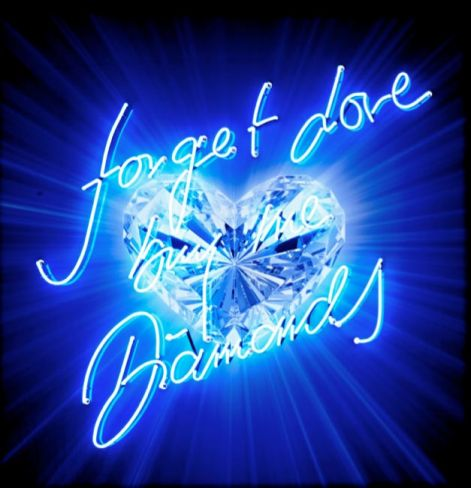 Forget Love buy me Diamonds