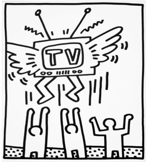 Flying TV