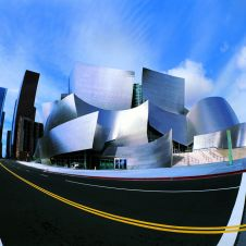 Walt Disney Musical Hall Frank Gehry