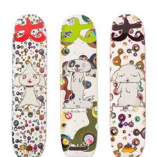 Set of 3 Skateboards