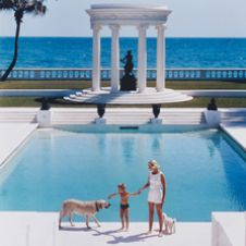 Villa Artemis in Palm Beach, Florida
