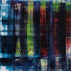 Abstract Painting (Blau)