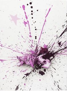 Mirko Reisser - all direction – the fancy explosion – Serie 4, 2012