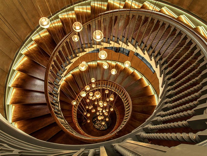 Dreamy Staircase