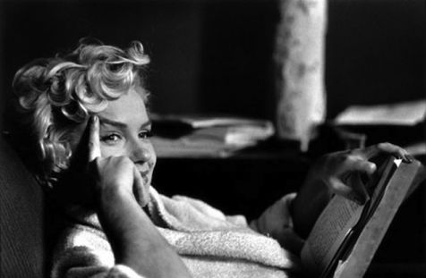 Marilyn 1956 / 2012 by Elliott Erwitt