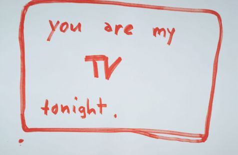 Zilla Leutenegger - you are my TV tonight.