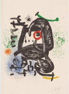 Joan Miró - L oil de faucon