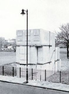 Rachel Whiteread - House, 1993