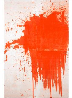 Minor Mishap von Christopher Wool