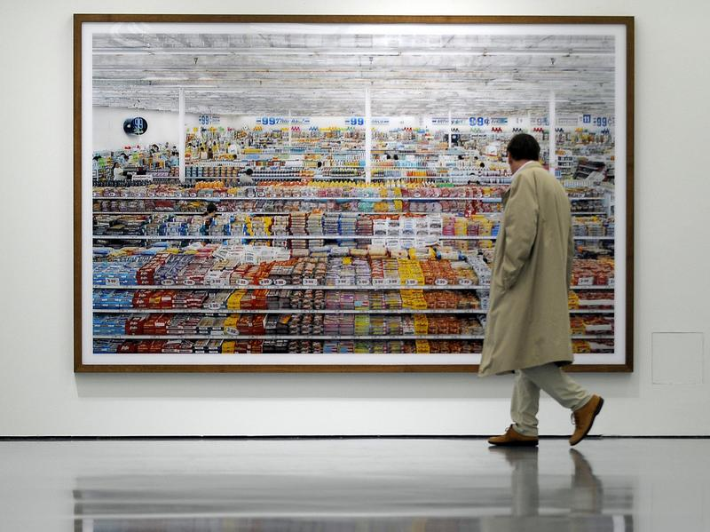 Andreas Gursky Exhibits His Photographs At Museum Kunstpalast