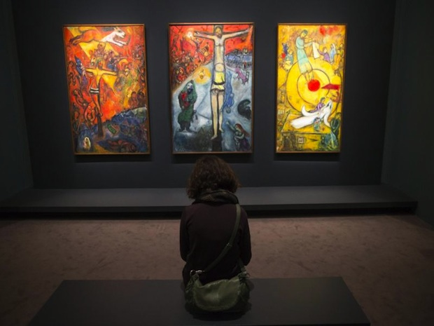 Important Marc Chagall exhibitions in France - artsation.com Chagall Museum