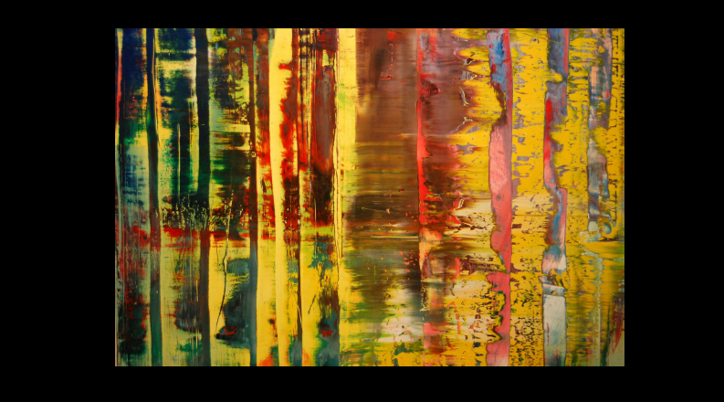 Gerhard Richter - Abstract Paintings