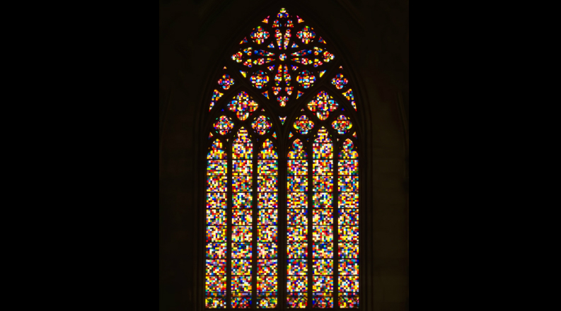 Gerhard Richter - Cathedral Window in Cologne