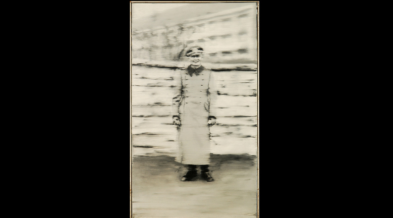 Gerhard Richter - Uncle Rudi 1965 - artsation.com