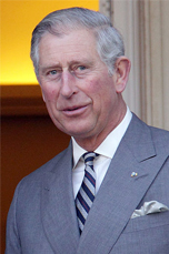His Royal Highness Prince Charles of Wales