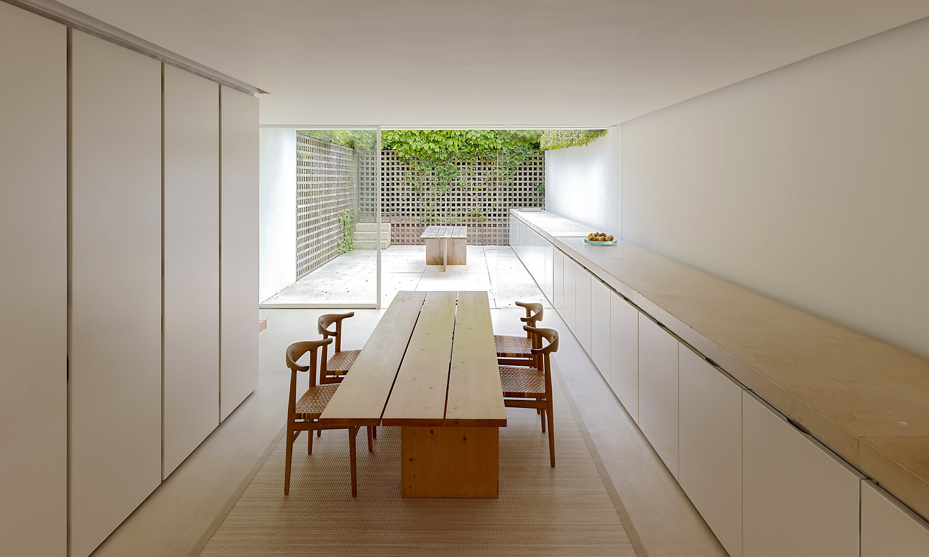 Johnpawsonhouseinside 0